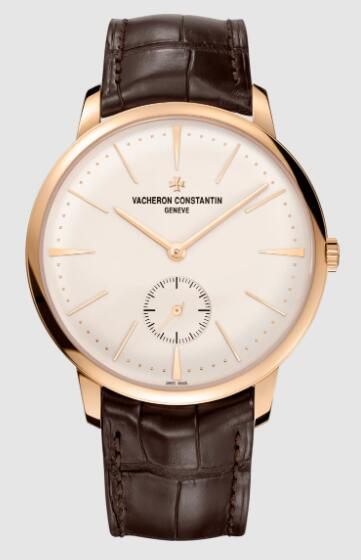 Vacheron Constantin Patrimony manual-winding 18K 5N pink gold Replica Watch 1110U/000R-B085
