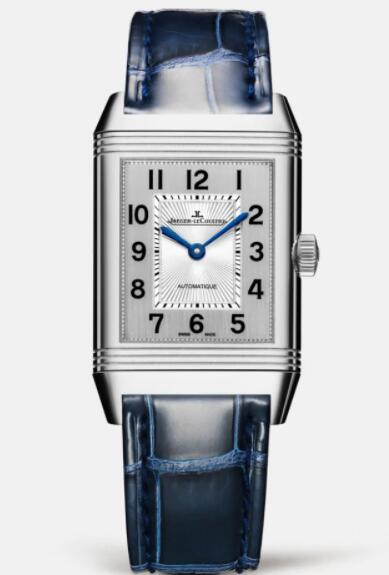Jaeger Lecoultre Reverso Classic Medium Duetto Stainless Steel Ladies Automatic self-winding Replica Watch 2578422