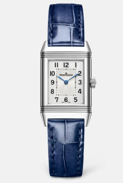 Jaeger Lecoultre Reverso Classic Small Stainless Steel Ladies Manual-winding Replica Watch 2608440