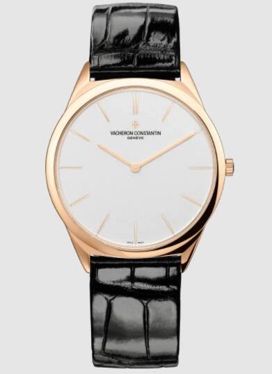 Replica Vacheron Constantin Historiques Ultra-fine 1955 pink gold Watch 33155/000R-9588