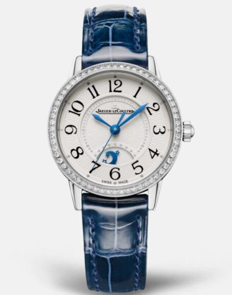 Jaeger Lecoultre Rendez Vous Night & Day Small Automatic self-winding Stainless Steel Ladies Replica Watch 3468430
