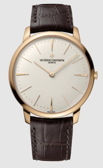 Vacheron Constantin Patrimony manual-winding 18K 5N pink gold Replica Watch 81180/000R-9159