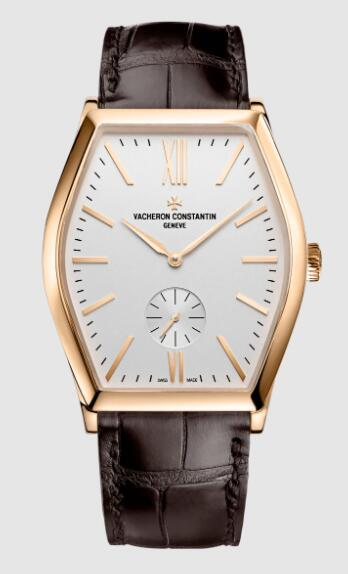 Vacheron Constantin Malte manual-winding 18K 5N pink gold Replica Watch 82230/000R-9963