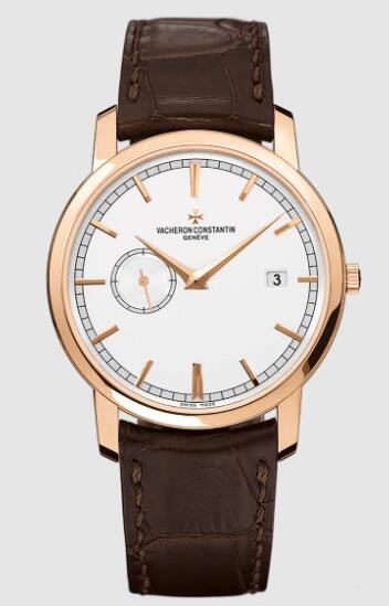 Vacheron Constantin Traditionnelle self-winding 18K 5N pink gold Replica Watch 87172/000R-9302