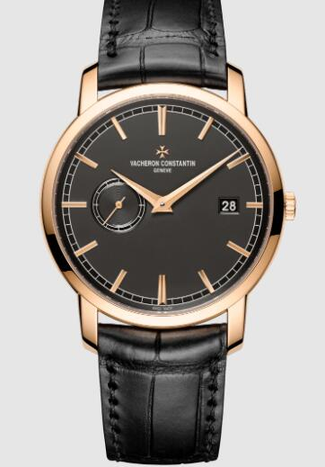 Vacheron Constantin Traditionnelle self-winding 18K 5N pink gold Replica Watch 87172/000R-B403