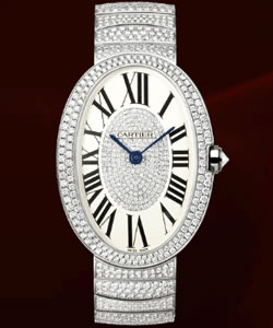 Fake Cartier Baignoire watch WB520018 on sale