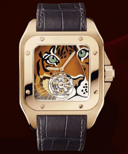 Fake Cartier Cartier d'ART Collection watch HPI00328 on sale