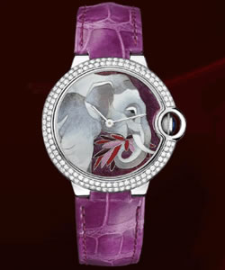 Fake Cartier Cartier d'ART Collection watch HPI00331 on sale