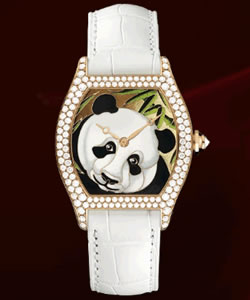 Fake Cartier Cartier d'ART Collection watch HPI00348 on sale