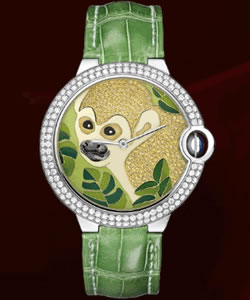 Fake Cartier Cartier d'ART Collection watch HPI00410 on sale