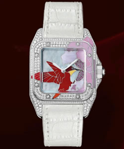 Fake Cartier Cartier d'ART Collection watch HPI00411 on sale