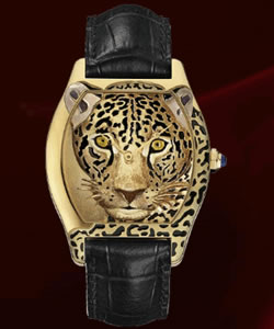 Fake Cartier Cartier d'ART Collection watch HPI00412 on sale