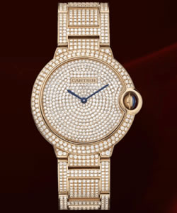 Fake Cartier Cartier d'ART Collection watch HPI00489 on sale