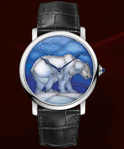 Fake Cartier Cartier d'ART Collection watch HPI00540 on sale