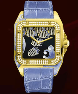 Fake Cartier Cartier d'ART Collection watch WM505010 on sale