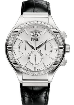 Replica Piaget Polo Chronograph Watch 43 mm G0A32040