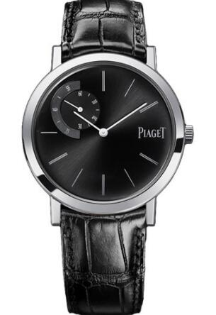 Piaget Altiplano Ultra-Thin Replica Watch Mechanical 40 mm White Gold G0A34114