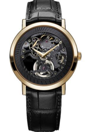 Piaget Altiplano Ultra-Thin Skeleton Replica Watch 40 mm G0A34116