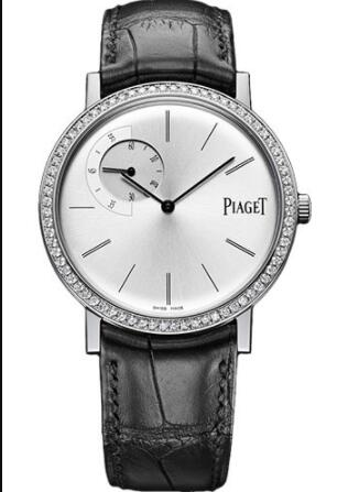 Piaget Altiplano Ultra-Thin Replica Watch Mechanical 40 mm White Gold G0A35118