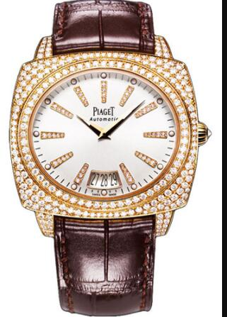 Replica Piaget Limelight Watch Cushion-Shaped Mechanical G0A36093