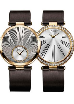 Replica Piaget Limelight Twice Watch Rose Gold G0A36240