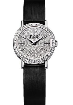 Piaget Altiplano Replica Watch 24mm White Gold G0A37033