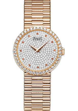 Replica Piaget Traditional Watch 26 mm Rose Gold G0A37044