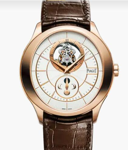 Replica Piaget Gouverneur Luxury Watch G0A37114 Men Tourbillon Watch