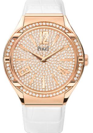 Replica Piaget Polo FortyFive Lady Watch G0A38013