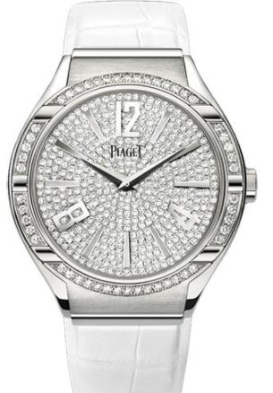 Replica Piaget Polo FortyFive Lady Watch G0A38014
