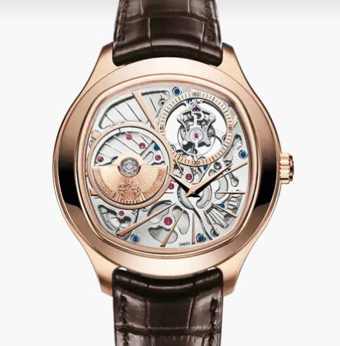 Replica Piaget Emperador Tourbillon Watch in rose gold Piaget Men Luxury Watch G0A38042