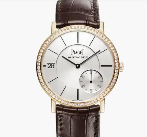 Replica Piaget Altiplano Ultra-thin Watch in Rose Gold Men Luxury Watch G0A38139