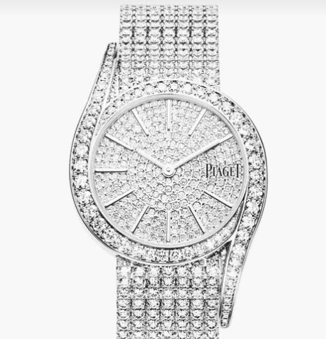 Replica Piaget Limelight Gala Piaget Luxury Watch G0A38164 Women's Diamond Watch