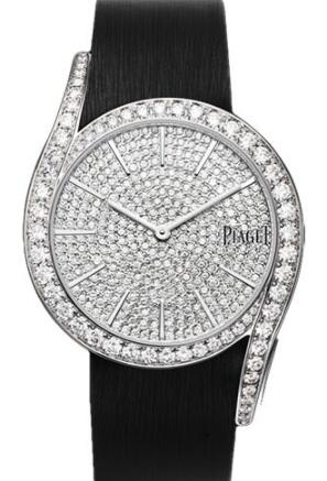 Replica Piaget Limelight Gala 38mm Watch White Gold G0A38166