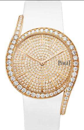 Replica Piaget Limelight Gala 38mm Watch Rose Gold G0A38167