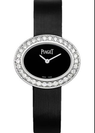Replica Piaget Limelight Diamonds Watch Oval-Shaped G0A39202