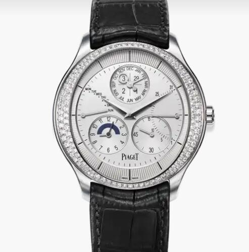 Replica Piaget Gouverneur Luxury Men Watch G0A40019 Perpetual Calendar Watch