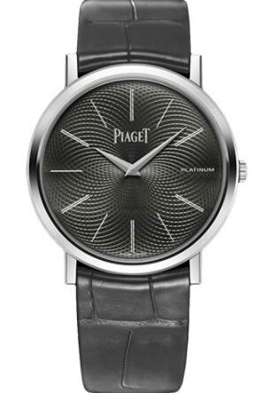Piaget Altiplano Ultra-Thin Limted Edition Mechanical 38 mm Platinum Replica Watch G0A40020