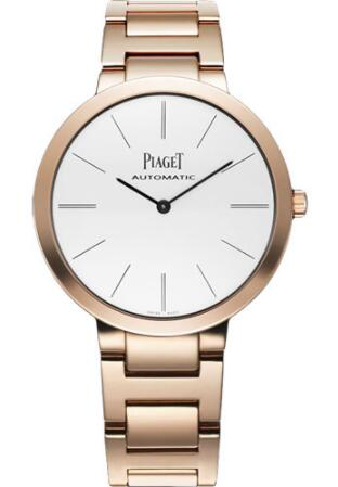 Piaget Altiplano Ultra-Thin Replica Watch Automatic 34 mm Rose Gold G0A40105