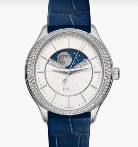 Replica Piaget Limelight Stella White Gold Automatic Watch Piaget Women's Luxury Watch G0A40111