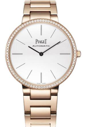 Piaget Altiplano Ultra-Thin Replica Watch Automatic 38 mm Rose Gold G0A40114