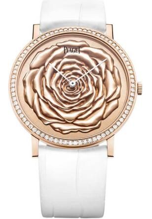 Piaget Altiplano Ultra-Thin Replica Watch Mechanical 38 mm Rose Gold G0A41190