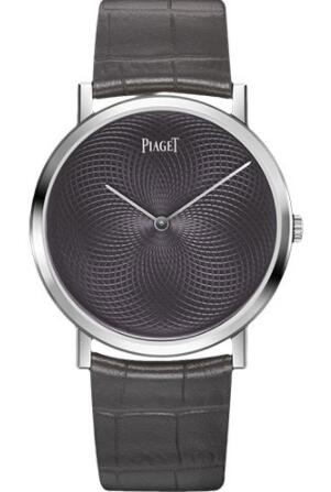 Piaget Altiplano Ultra-Thin Replica Watch Mechanical 38 mm White Gold G0A41206