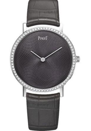 Piaget Altiplano Ultra-Thin Replica Watch Mechanical 34 mm White Gold G0A41207