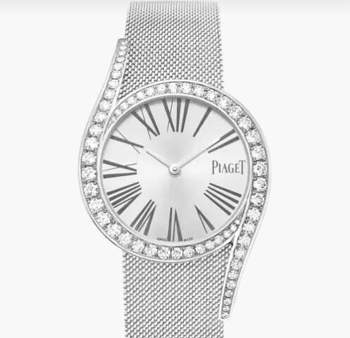 Replica Piaget Limelight Gala Piaget Women Luxury Watch G0A41212 Diamond White Gold Watch