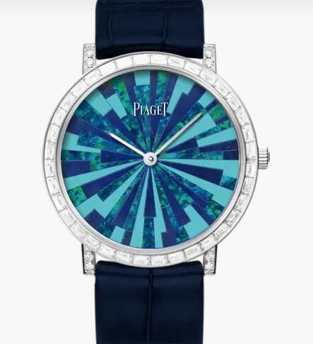 Replica Luxury Piaget Altiplano White Gold Ultra-Thin Watch Women G0A42141