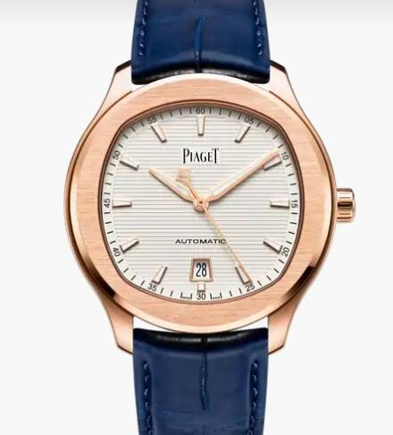 Replica Piaget Polo Rose Gold Automatic Watch Piaget Men Luxury Watch G0A43010