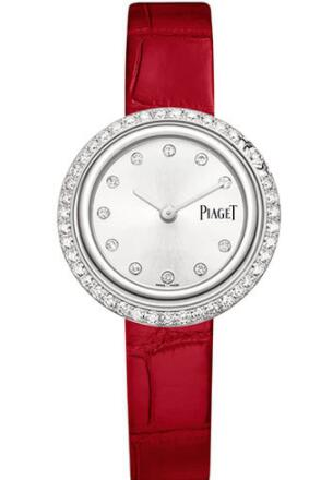 Replica Piaget Possession Watch 29 mm White Gold G0A43084