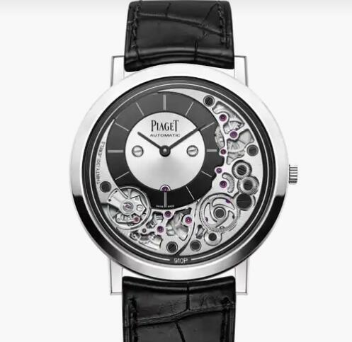 Replica Piaget Altiplano White Gold Ultra-Thin Watch G0A43121