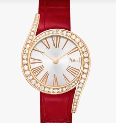 Replica Piaget Limelight Gala Piaget Women Luxury Watch G0A43151 Diamond Rose Gold Watch